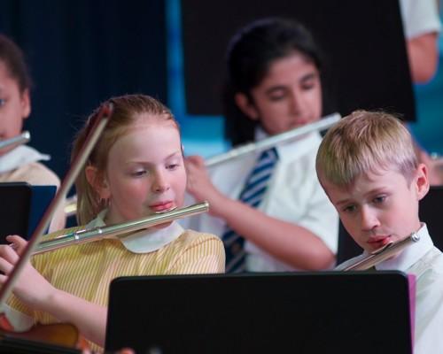 Lady Barn House School Music