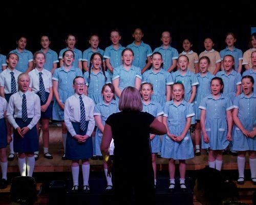 Lady Barn House School Choir